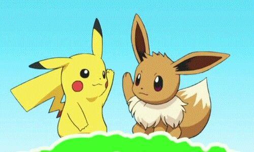 pikachuevee